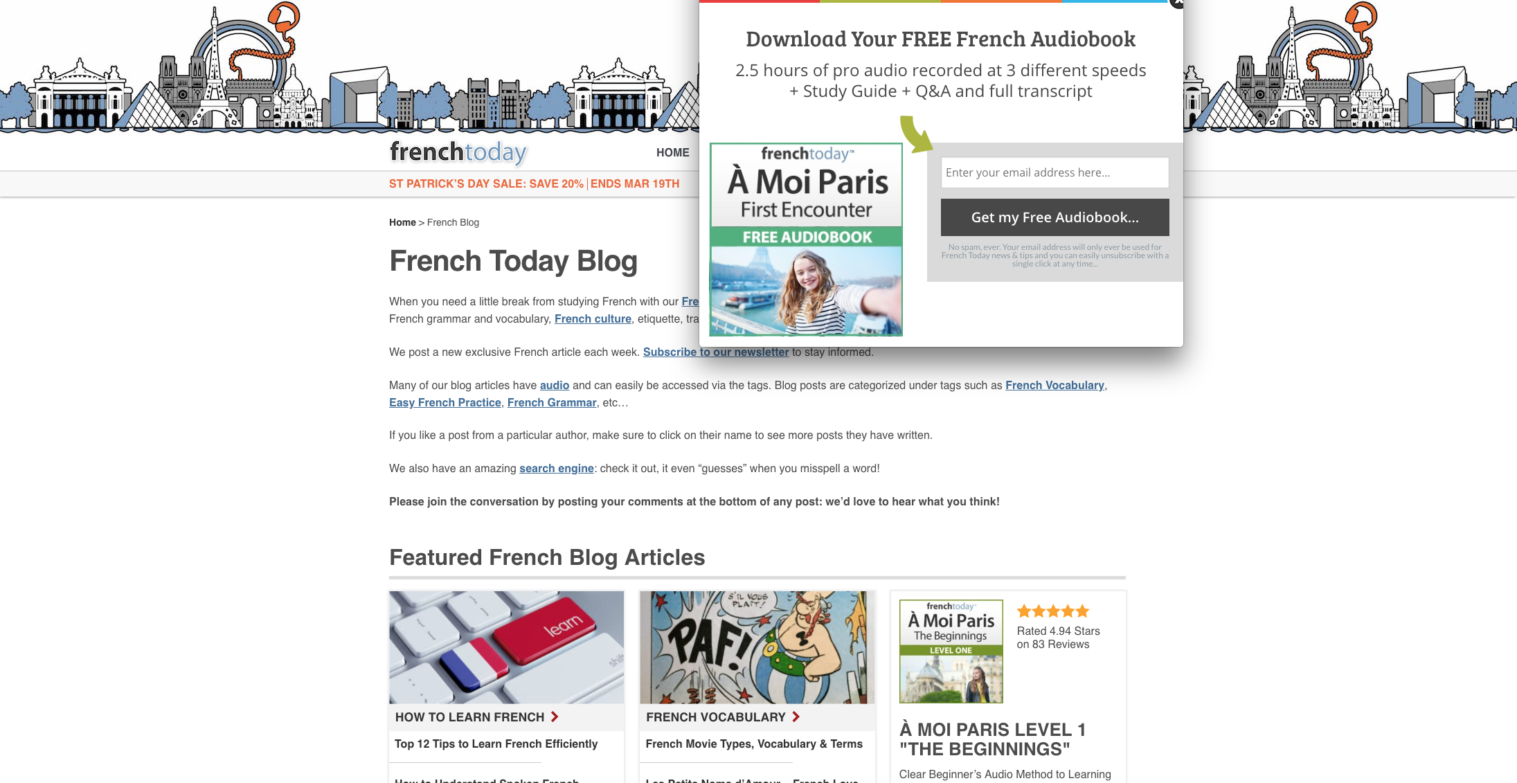 French Today Blog